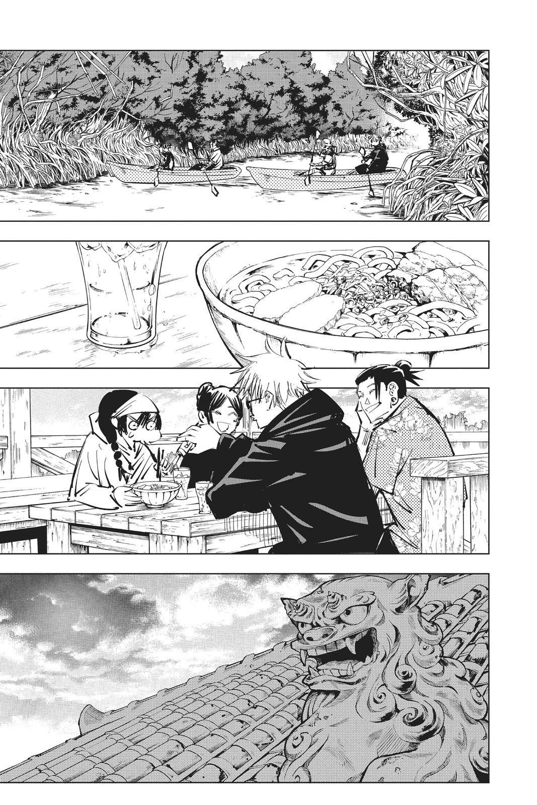 Jujutsu Kaisen, Chapter 70 image 014