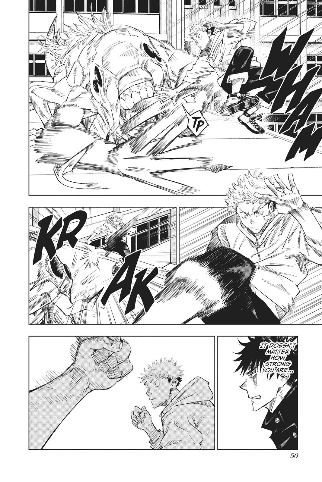 Jujutsu Kaisen, Chapter 1 image 049