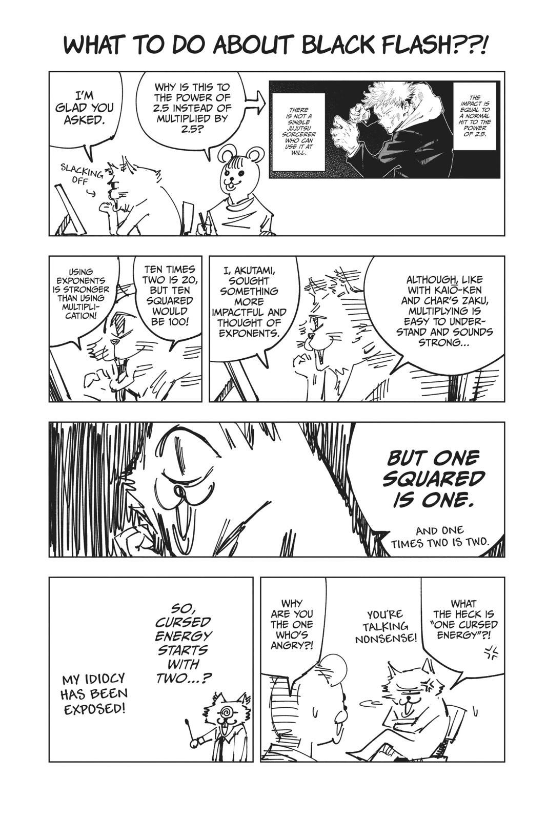 Jujutsu Kaisen, Chapter 48 image 019