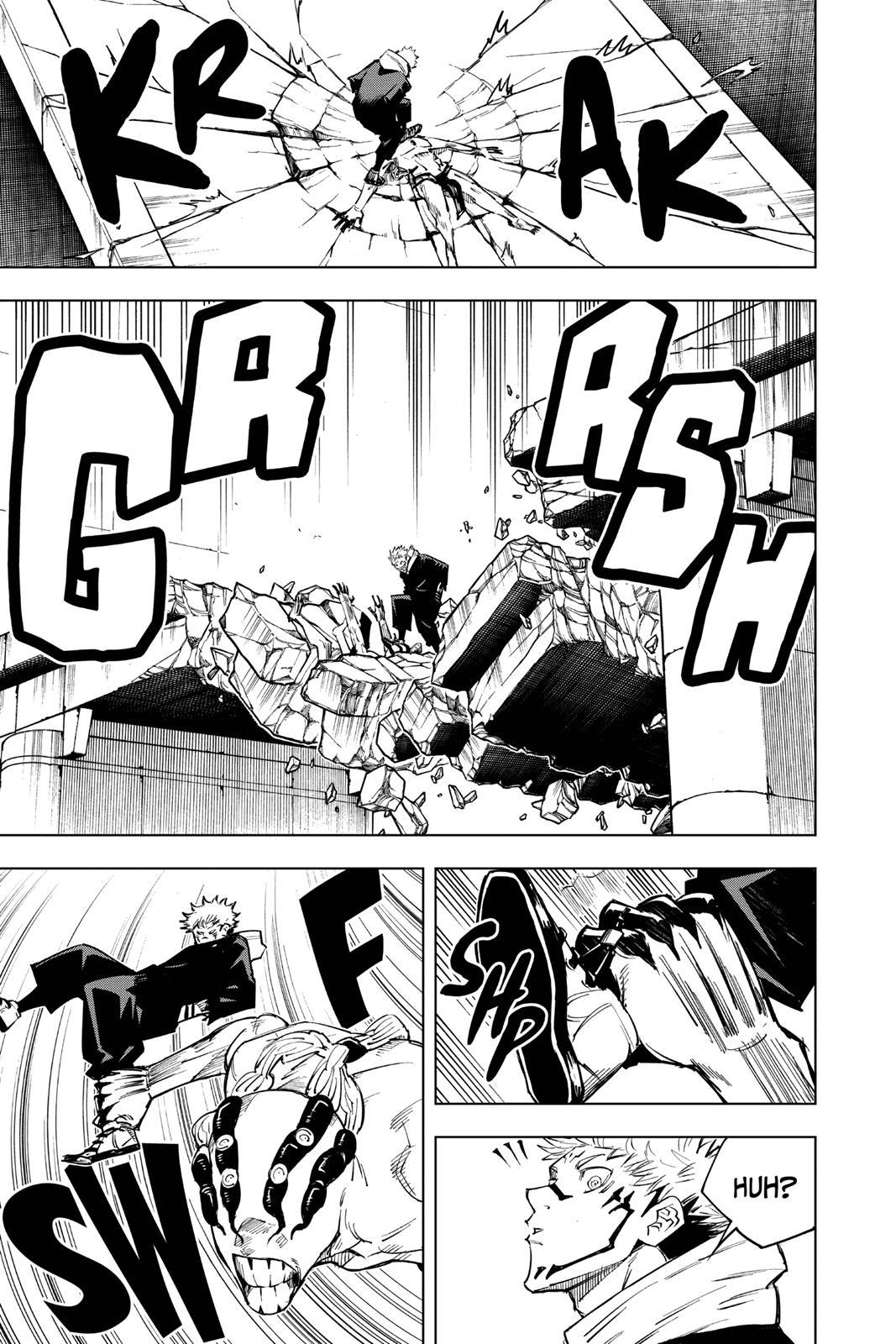 Jujutsu Kaisen, Chapter 8 image 013