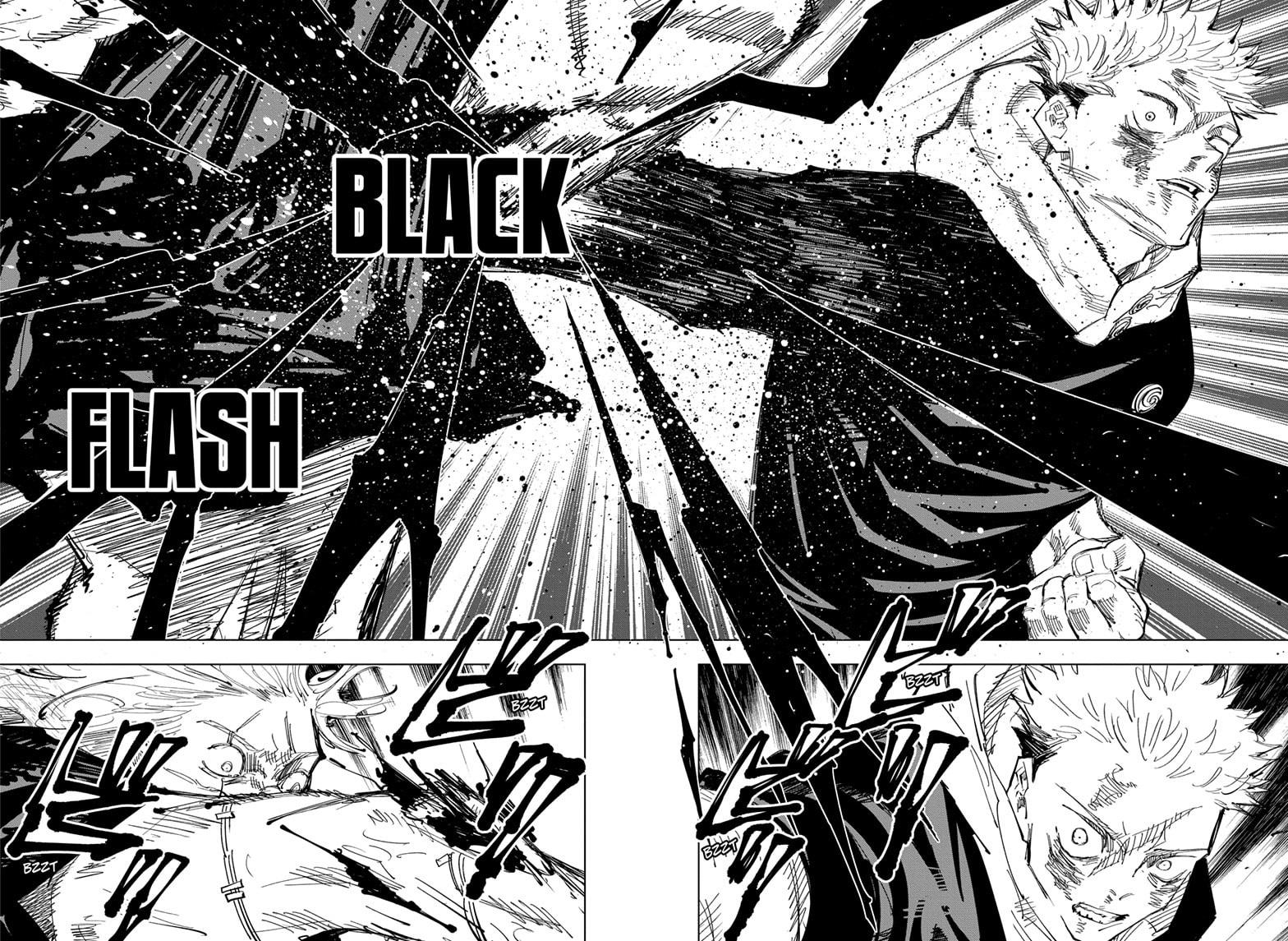 Jujutsu Kaisen, Chapter 127 image 019