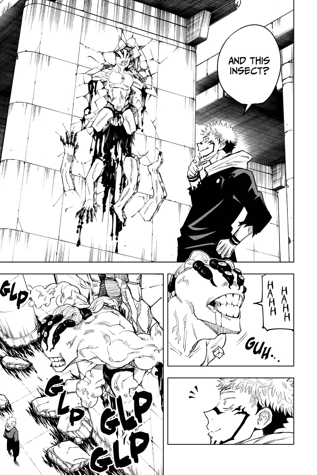 Jujutsu Kaisen, Chapter 8 image 017