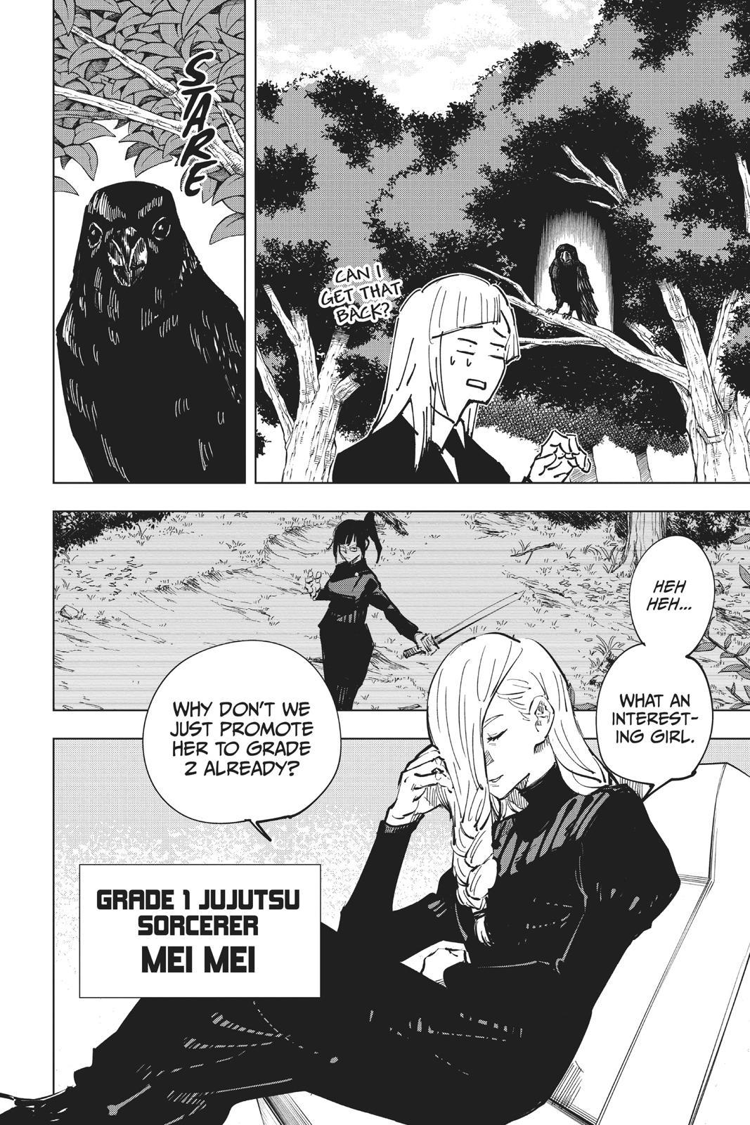 Jujutsu Kaisen, Chapter 40 image 010