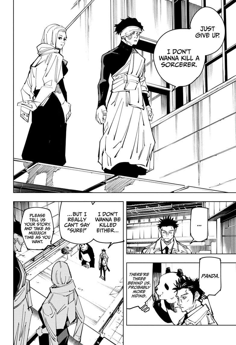 Jujutsu Kaisen, Chapter 114 image 008