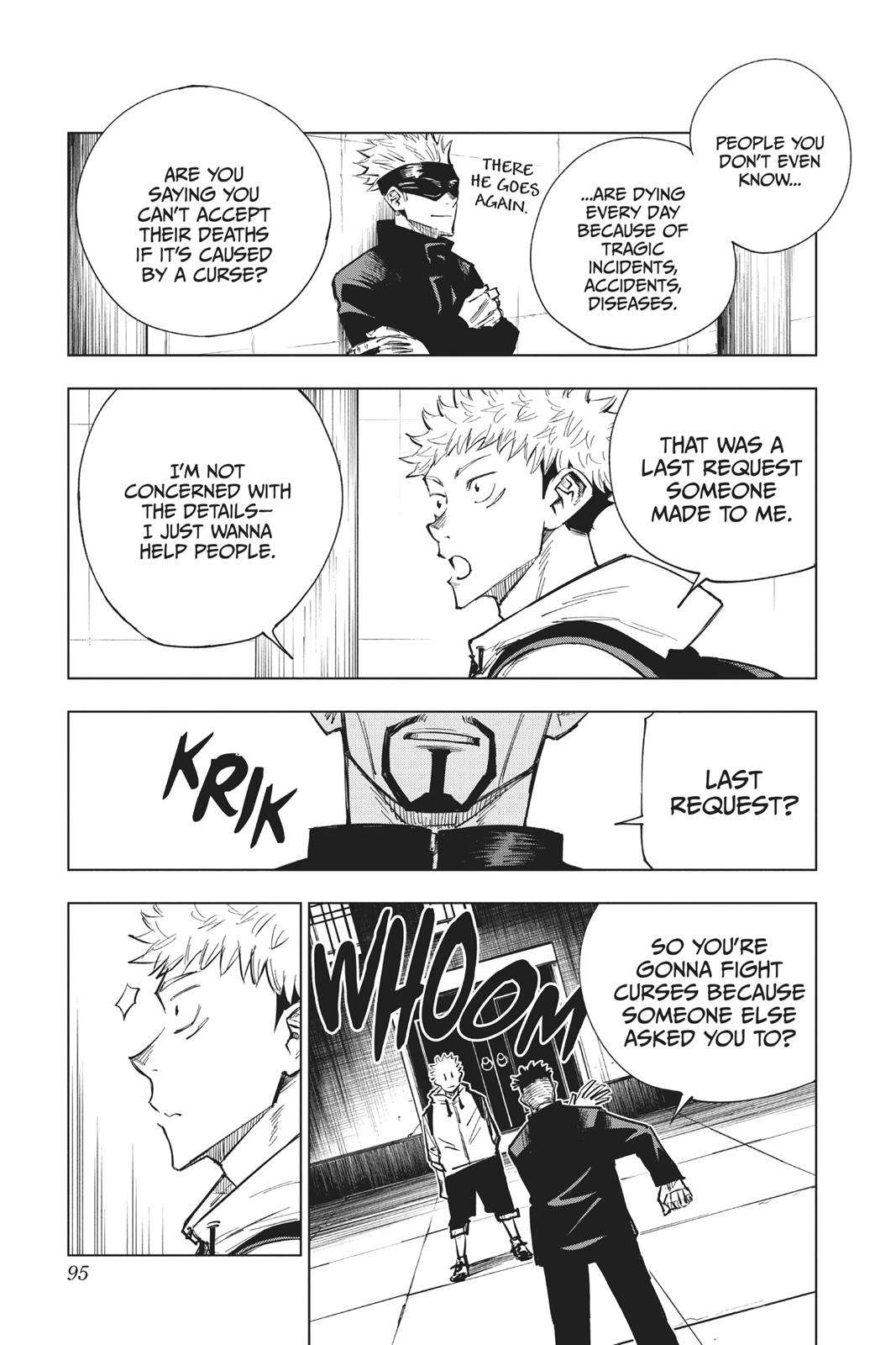 Jujutsu Kaisen, Chapter 3 image 008