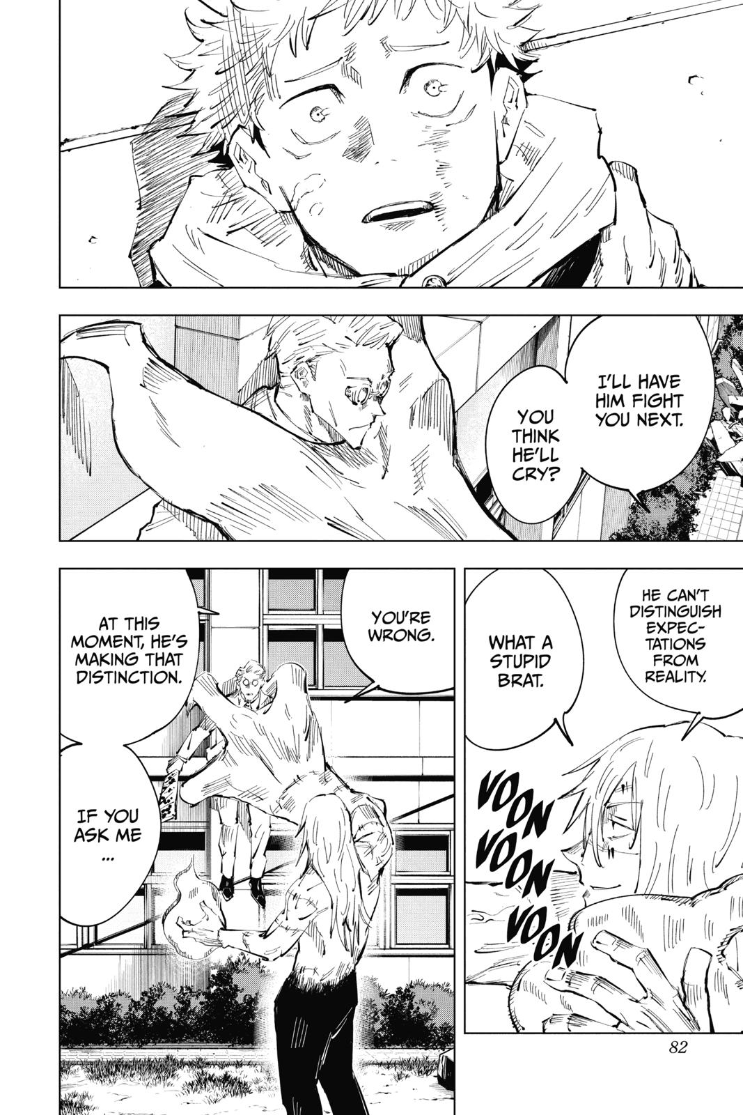 Jujutsu Kaisen, Chapter 29 image 012