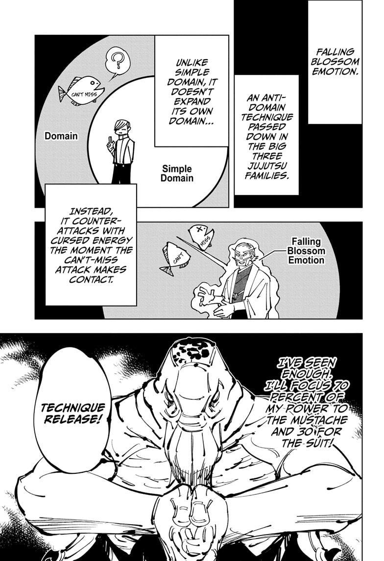 Jujutsu Kaisen, Chapter 108 image 005