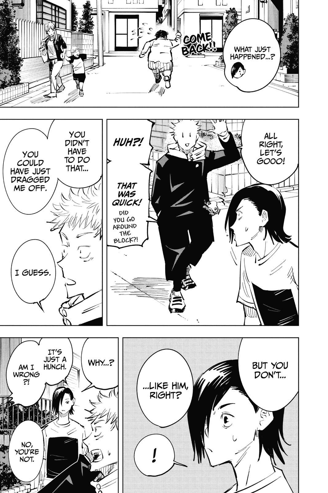 Jujutsu Kaisen, Chapter 22 image 017