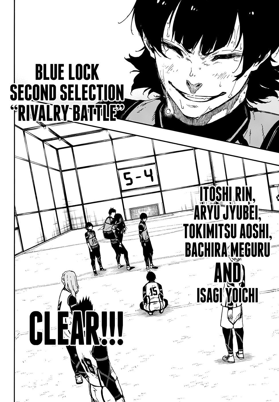 Blue Lock, Chapter 85 image 017