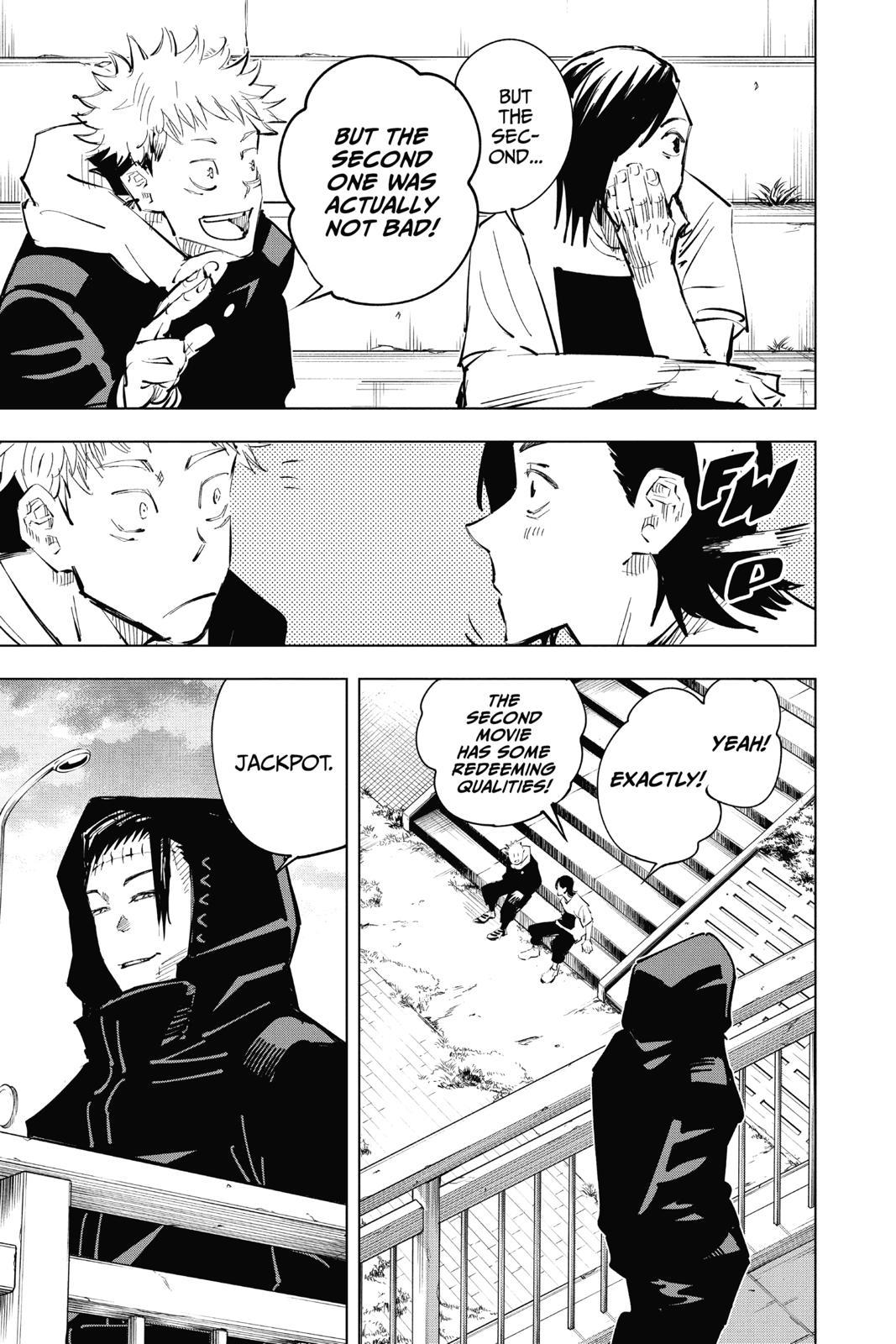 Jujutsu Kaisen, Chapter 23 image 020