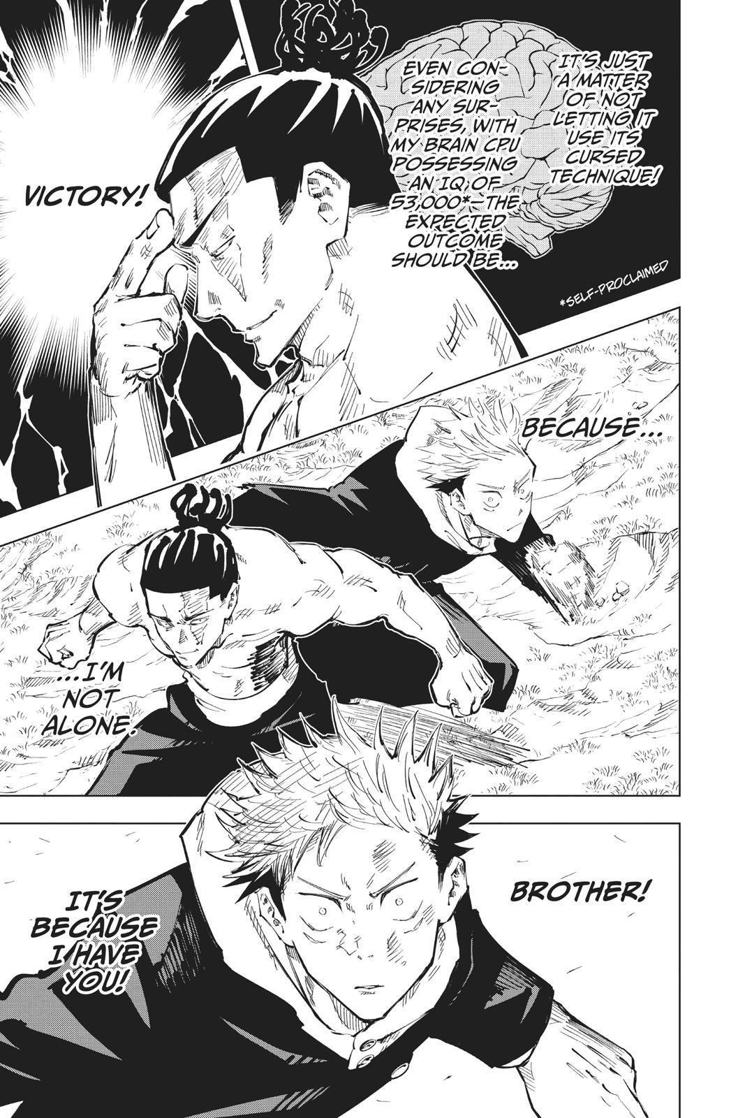 Jujutsu Kaisen, Chapter 50 image 005