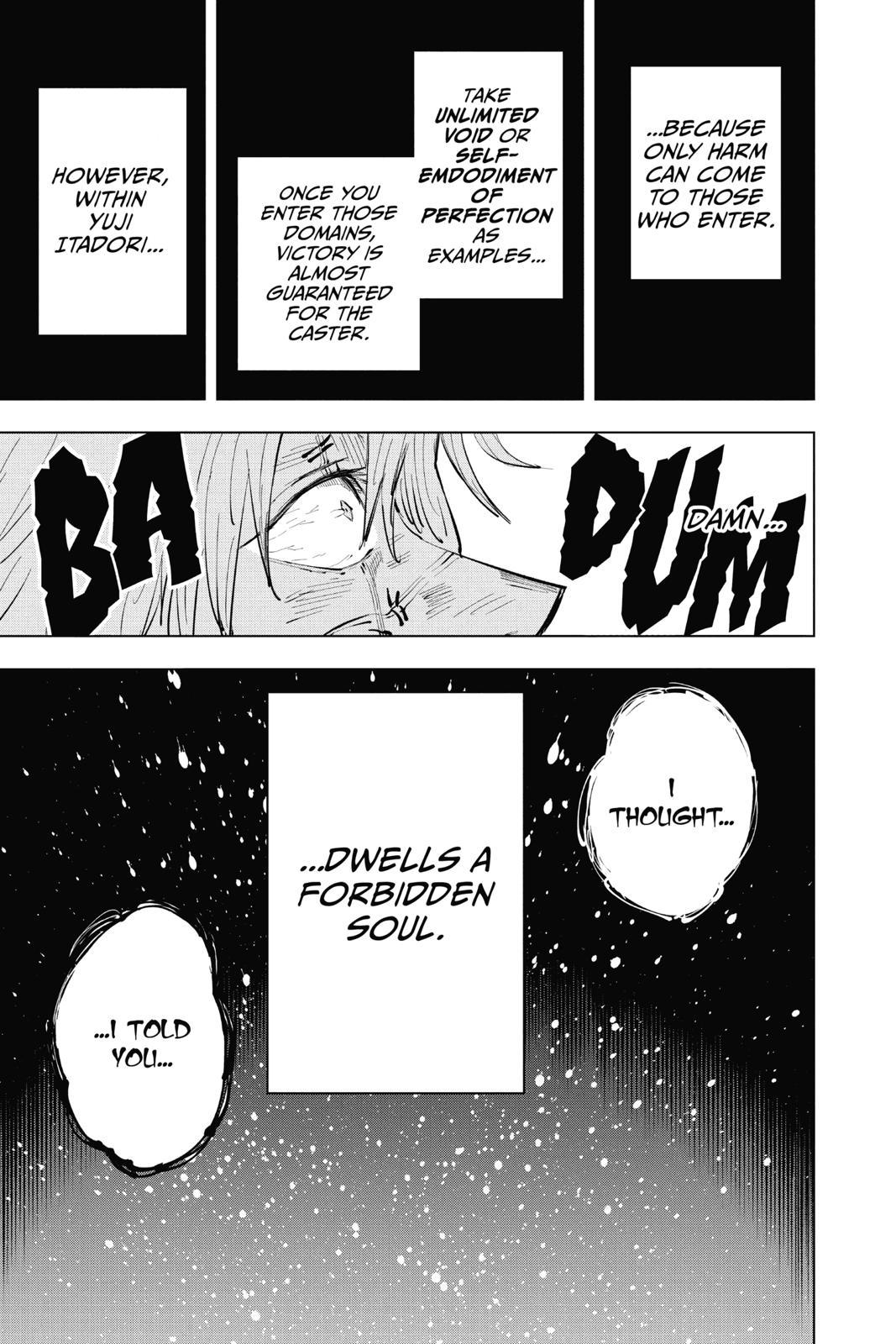 Jujutsu Kaisen, Chapter 30 image 015