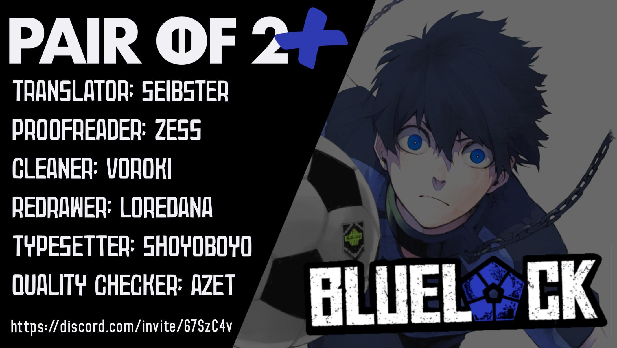 Blue Lock, Chapter 69 image 021