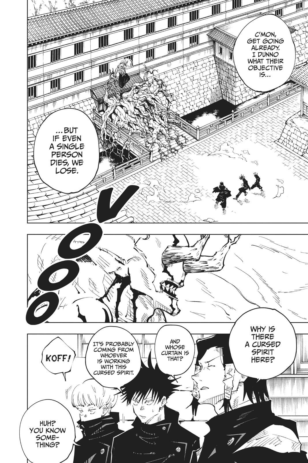 Jujutsu Kaisen, Chapter 45 image 009