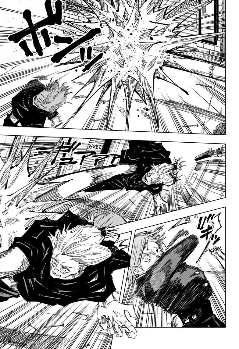 Jujutsu Kaisen, Chapter 123 image 010