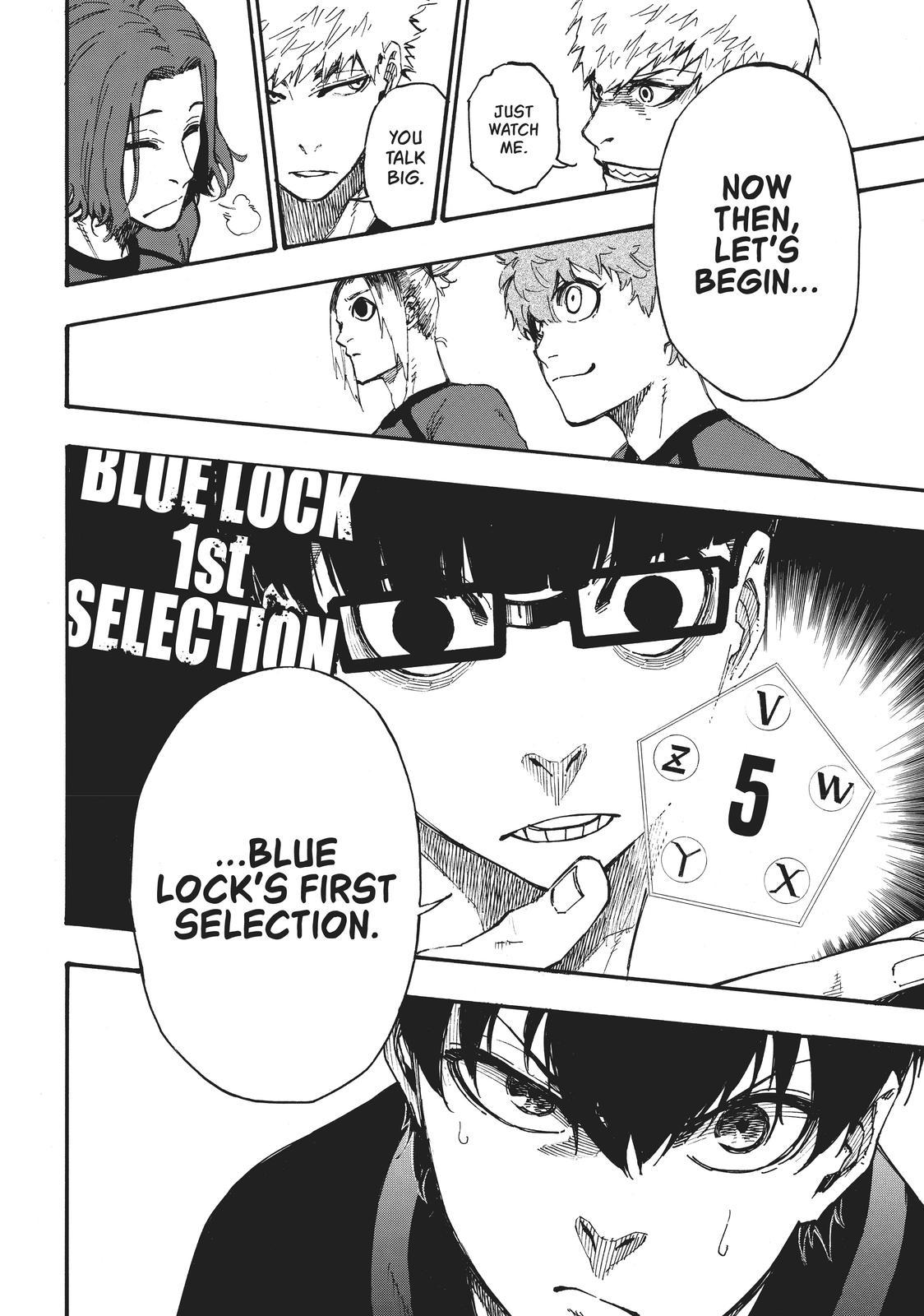 Blue Lock, Chapter 3 image 024
