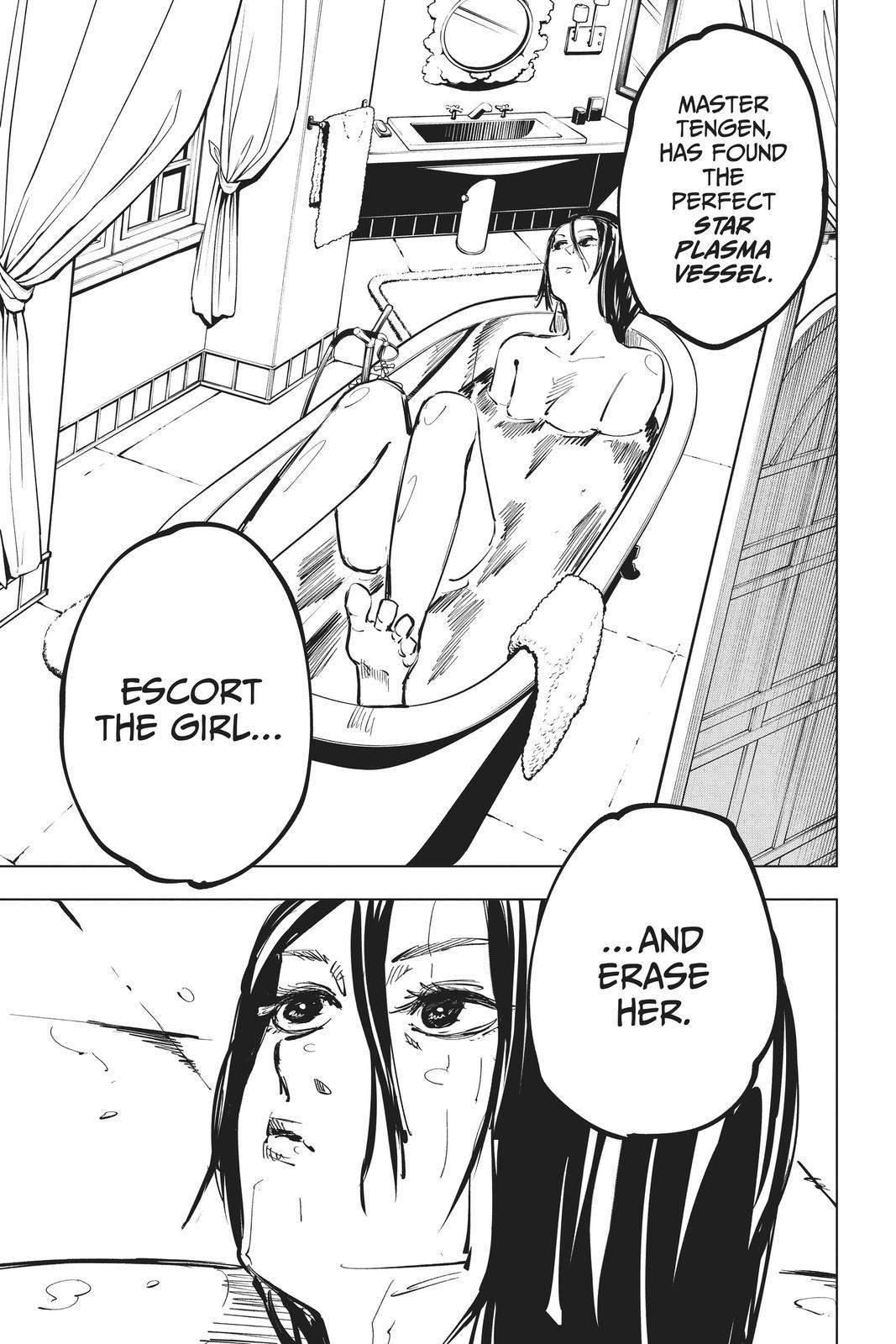 Jujutsu Kaisen, Chapter 65 image 021