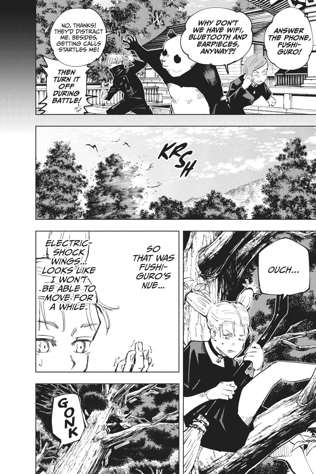 Jujutsu Kaisen, Chapter 36 image 006