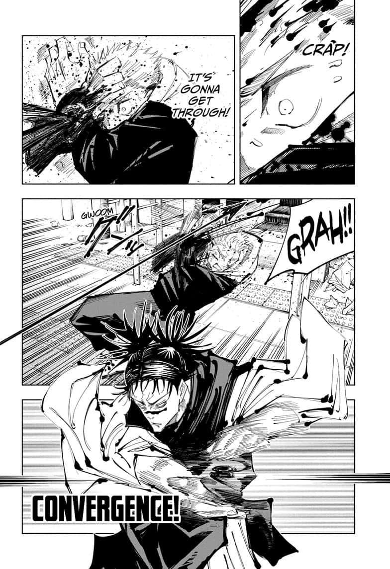 Jujutsu Kaisen, Chapter 101 image 014