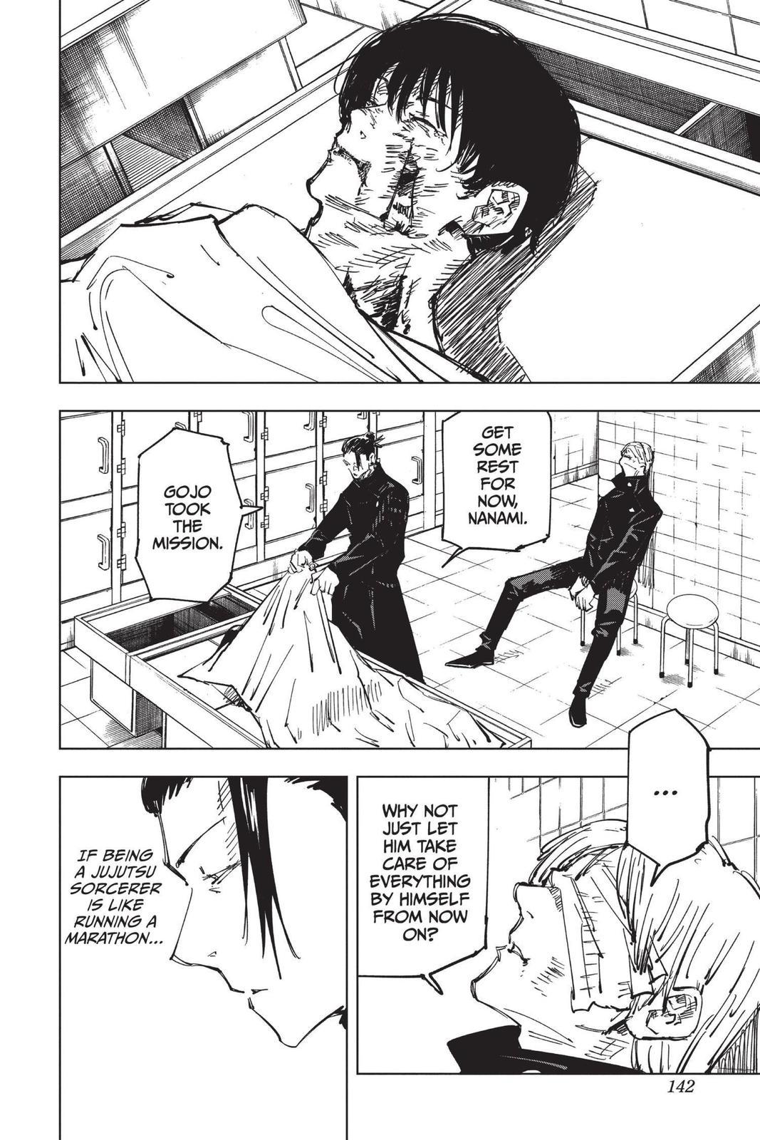 Jujutsu Kaisen, Chapter 77 image 016