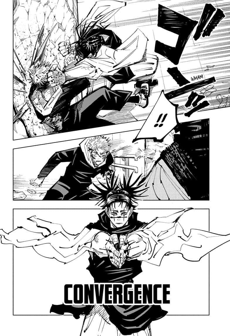 Jujutsu Kaisen, Chapter 103 image 016