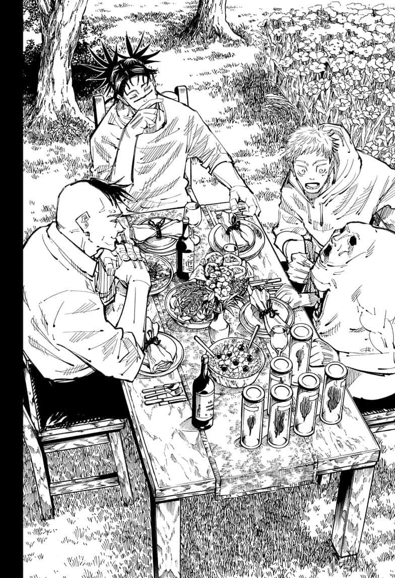 Jujutsu Kaisen, Chapter 106 image 004