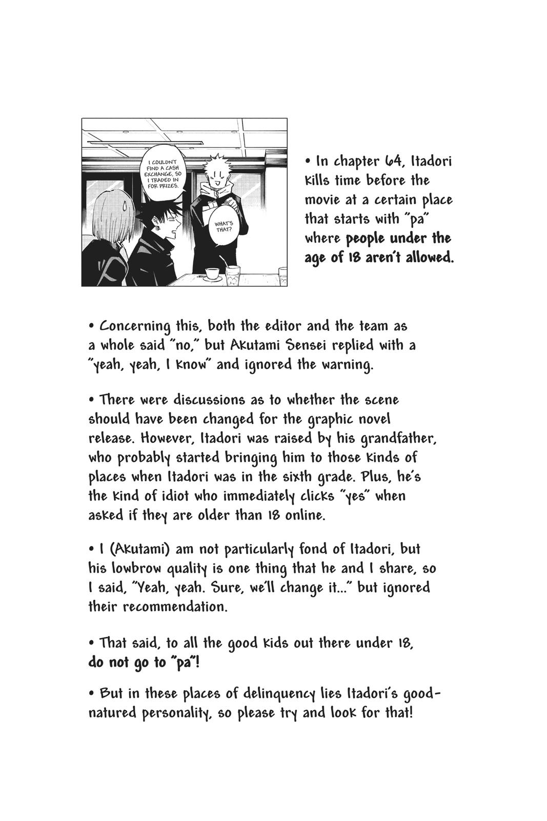 Jujutsu Kaisen, Chapter 65 image 022