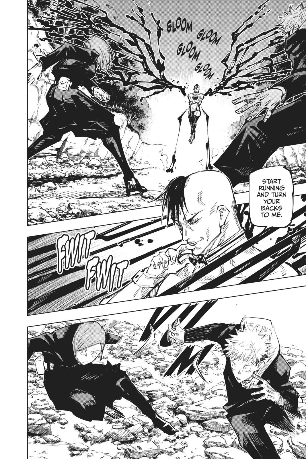 Jujutsu Kaisen, Chapter 60 image 003