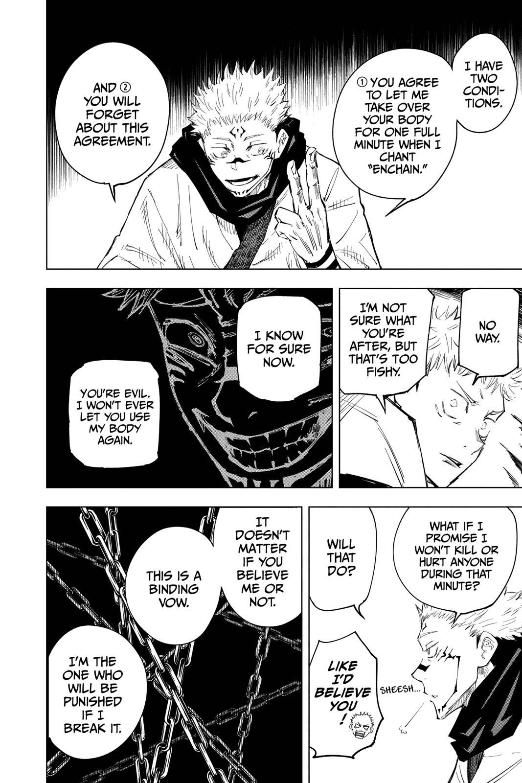 Jujutsu Kaisen, Chapter 11 image 010
