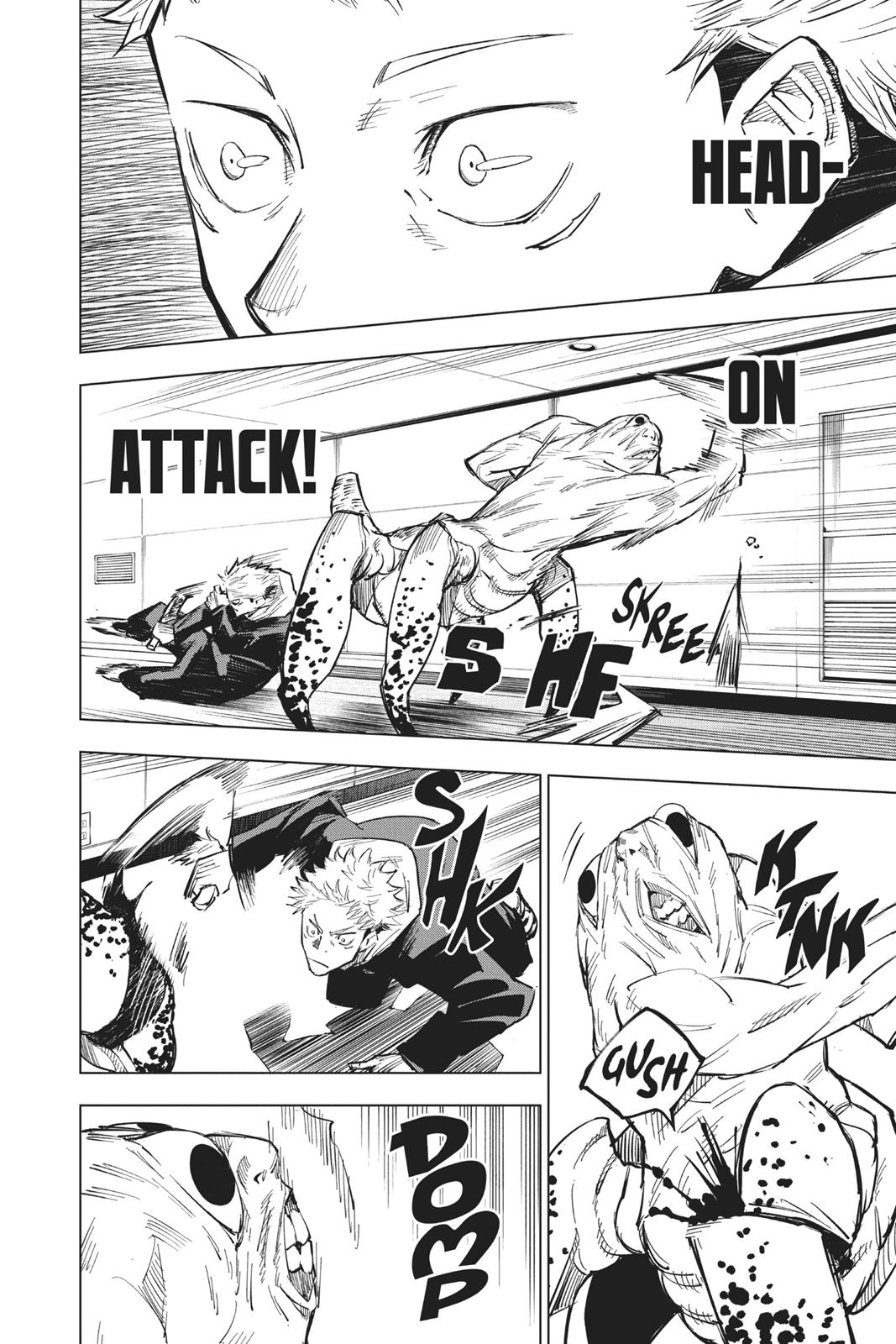 Jujutsu Kaisen, Chapter 4 image 014