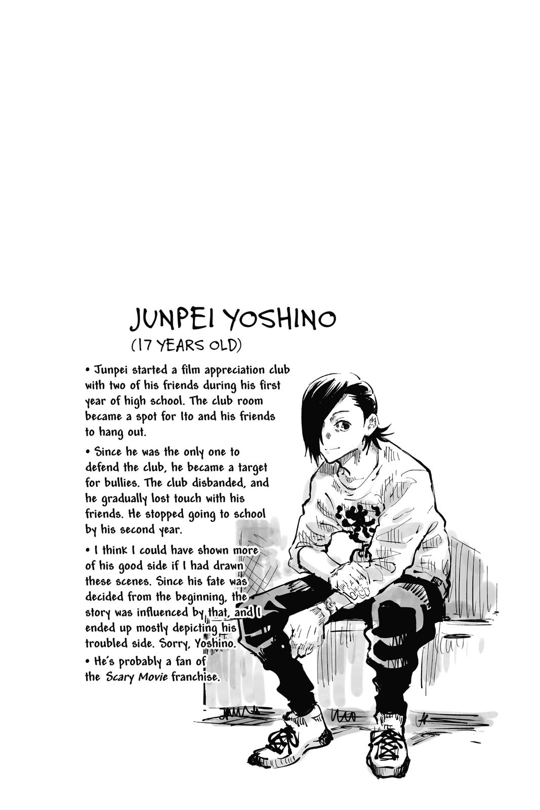 Jujutsu Kaisen, Chapter 28 image 022