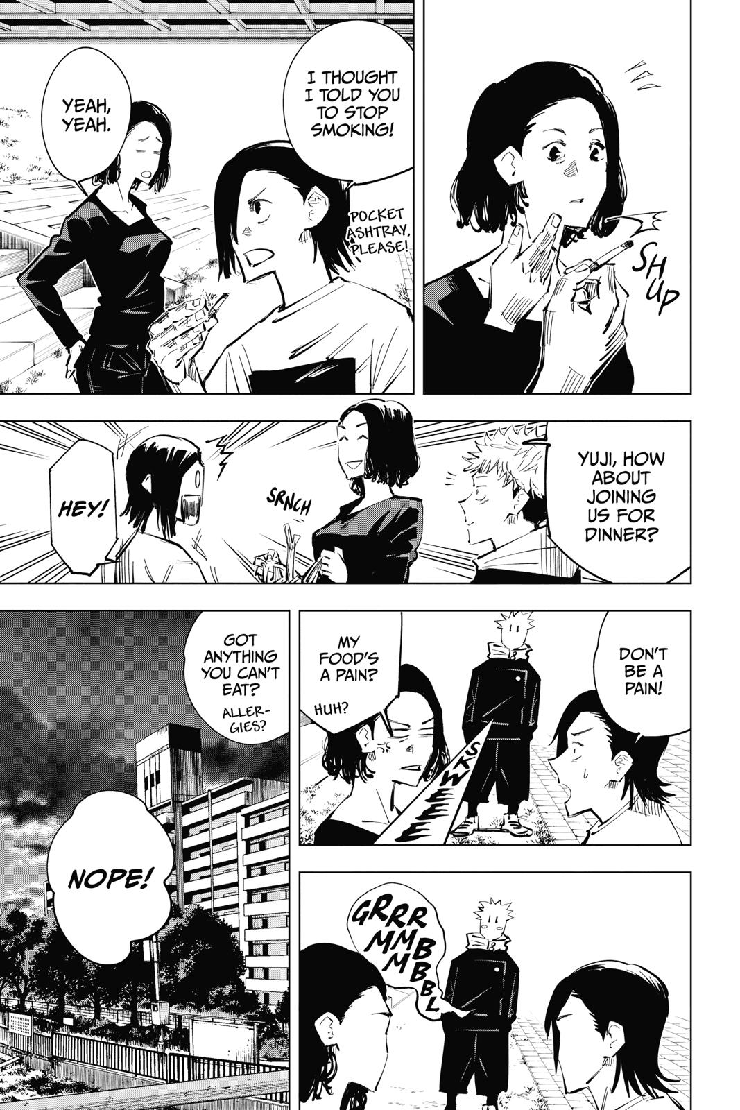 Jujutsu Kaisen, Chapter 24 image 005