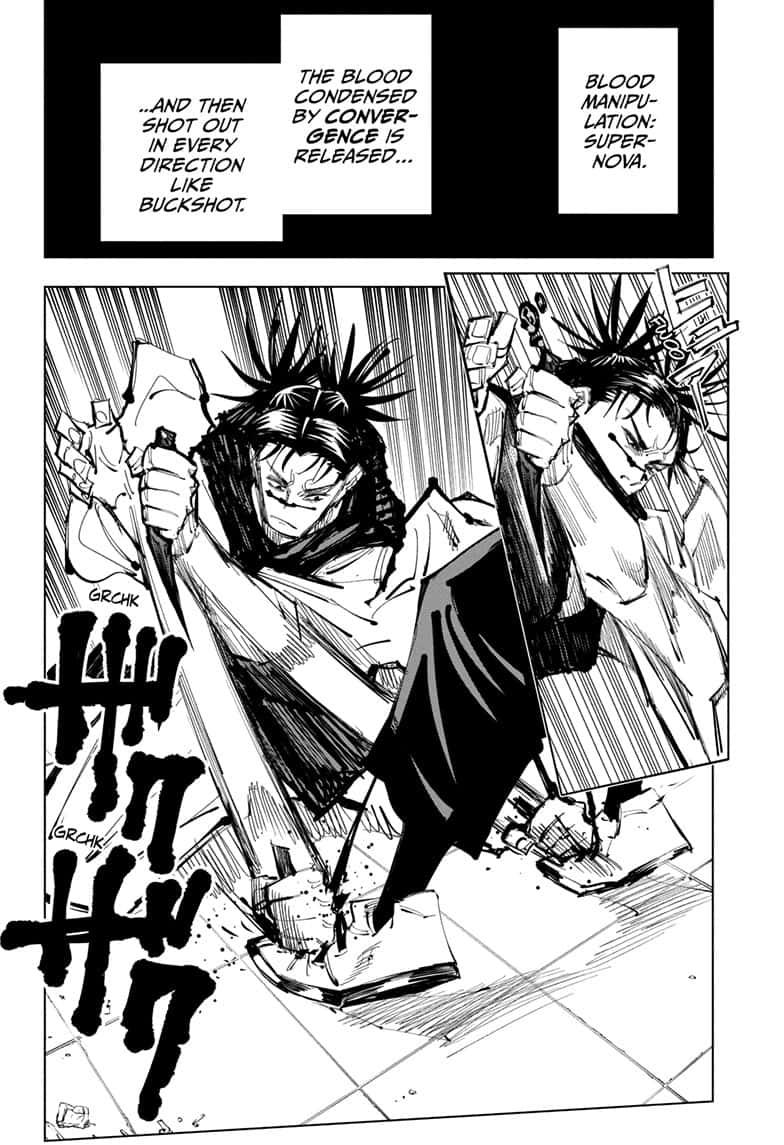 Jujutsu Kaisen, Chapter 103 image 010
