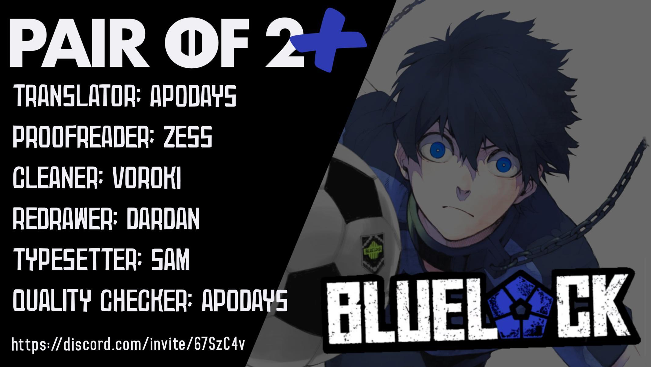 Blue Lock, Chapter 79 image 020