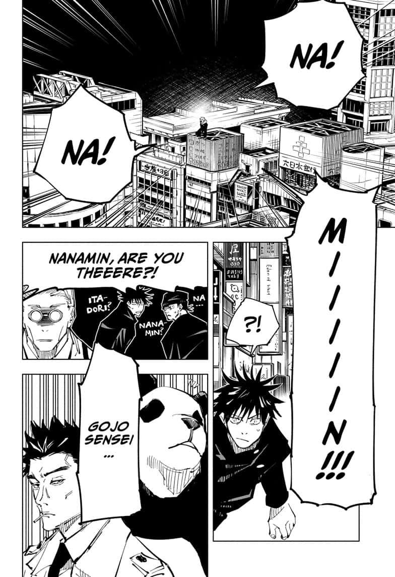 Jujutsu Kaisen, Chapter 92 image 014