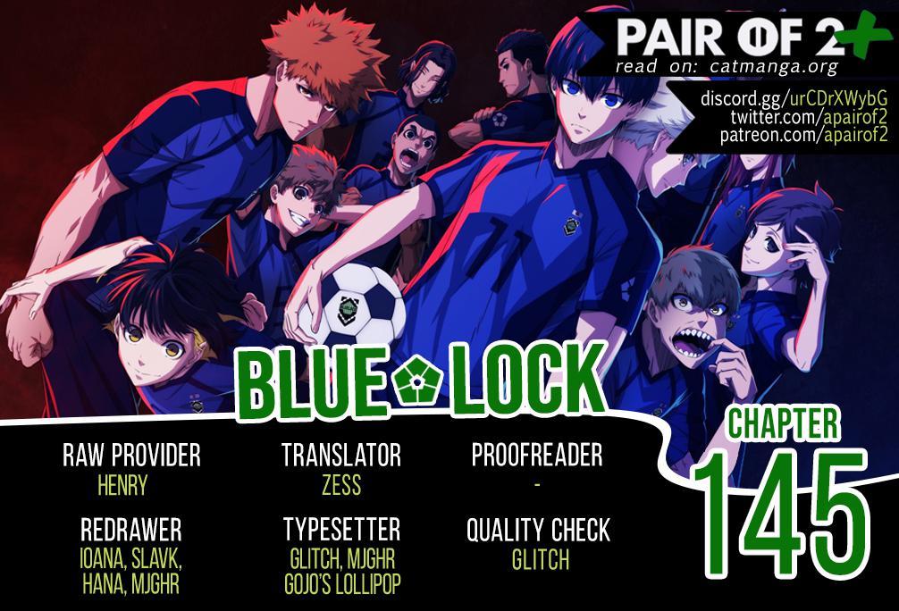 Blue Lock, Chapter 145 image 01