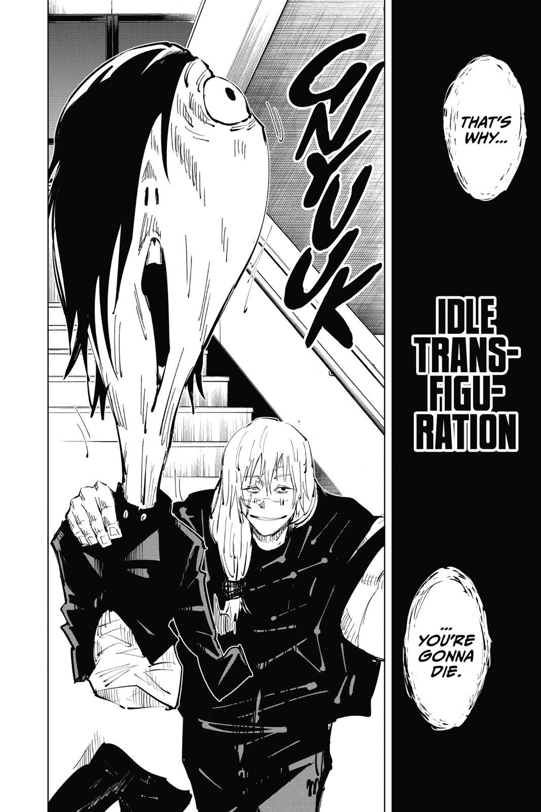 Jujutsu Kaisen, Chapter 27 image 006