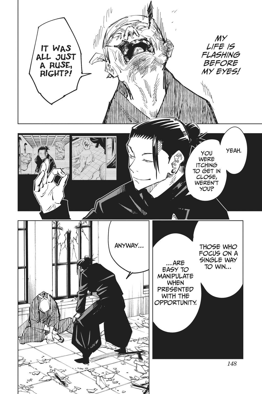 Jujutsu Kaisen, Chapter 68 image 016