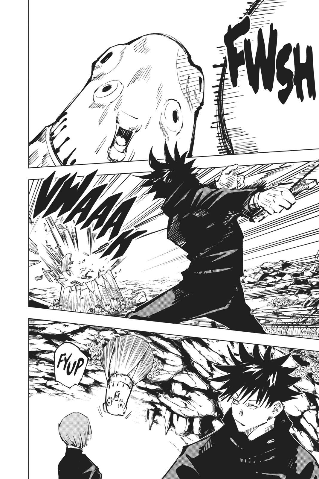 Jujutsu Kaisen, Chapter 57 image 006