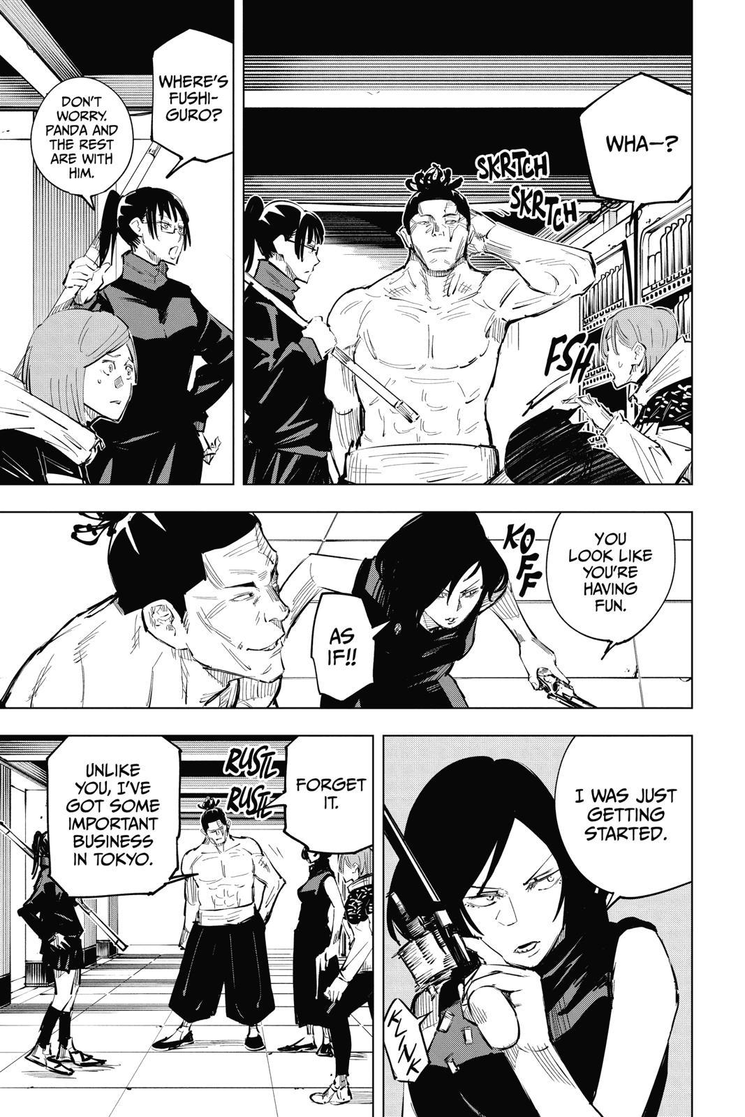 Jujutsu Kaisen, Chapter 18 image 005