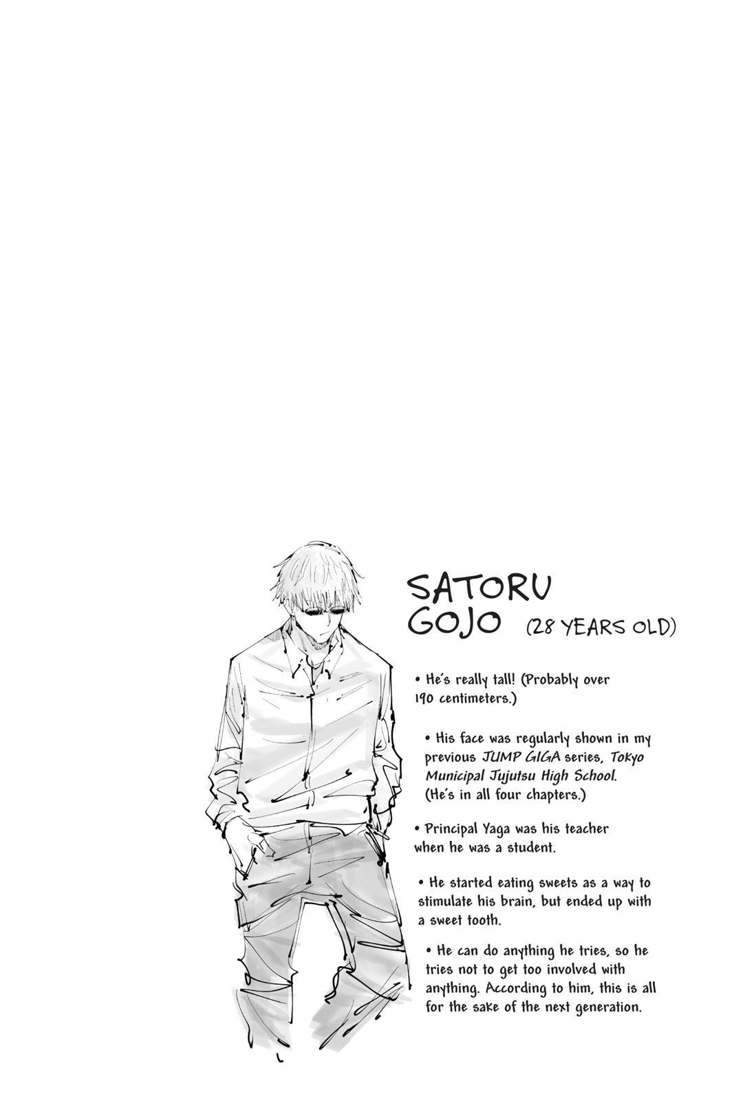 Jujutsu Kaisen, Chapter 4 image 020