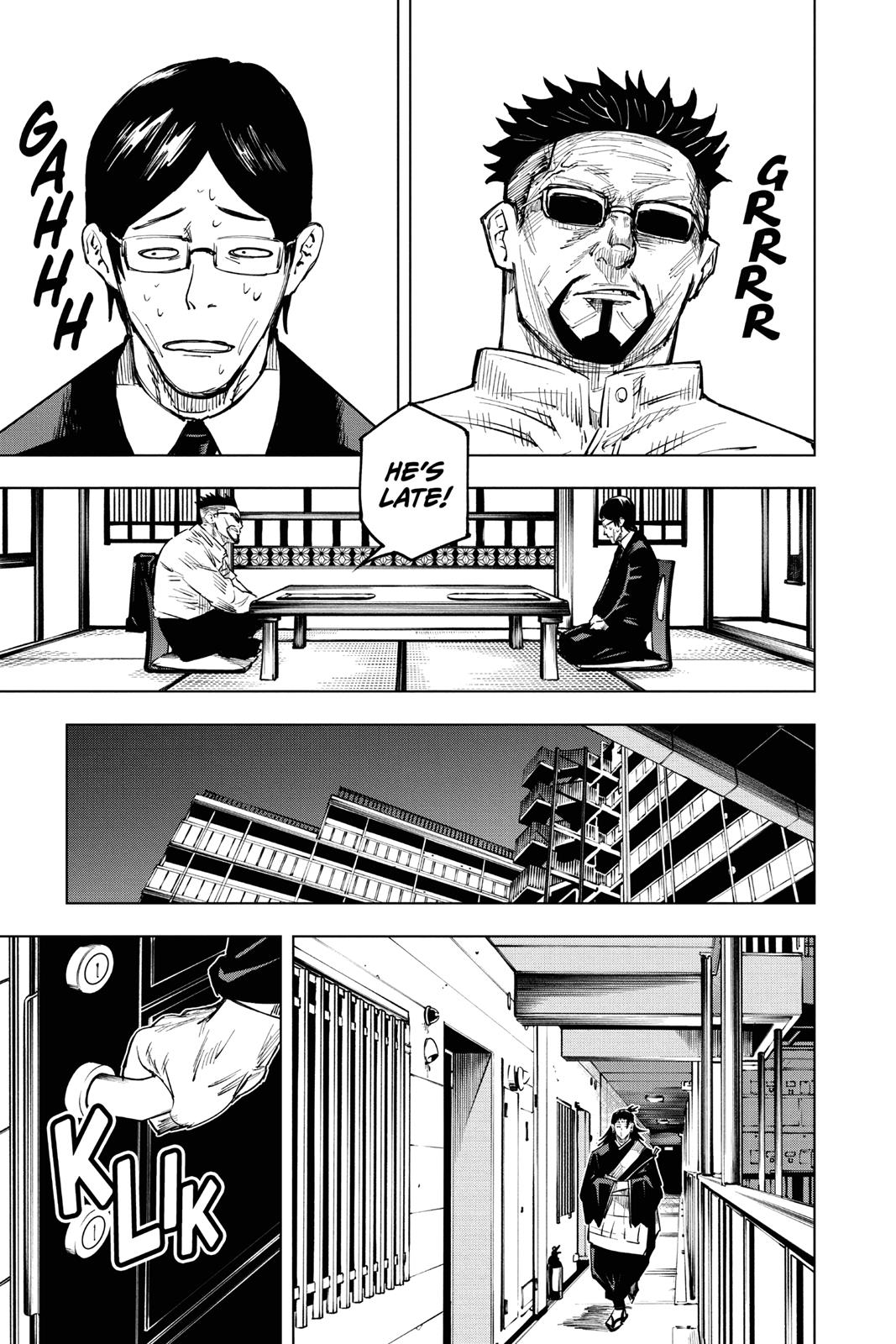 Jujutsu Kaisen, Chapter 16 image 009