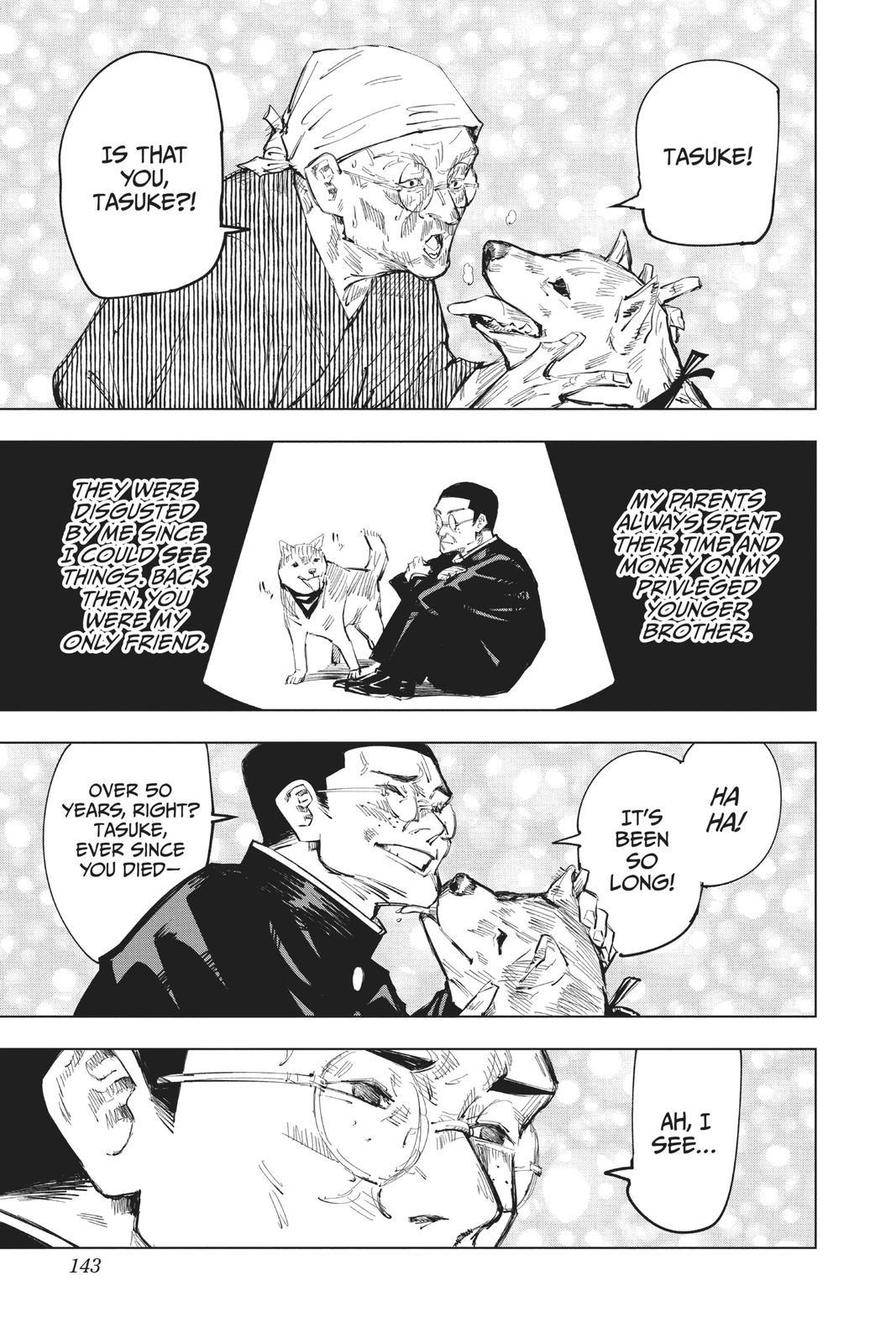 Jujutsu Kaisen, Chapter 68 image 013