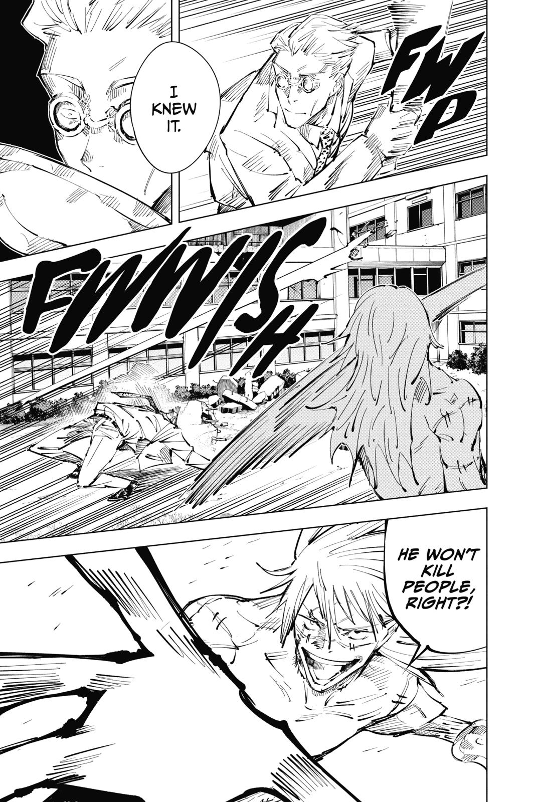 Jujutsu Kaisen, Chapter 29 image 009