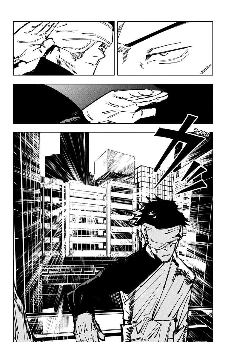 Jujutsu Kaisen, Chapter 114 image 016