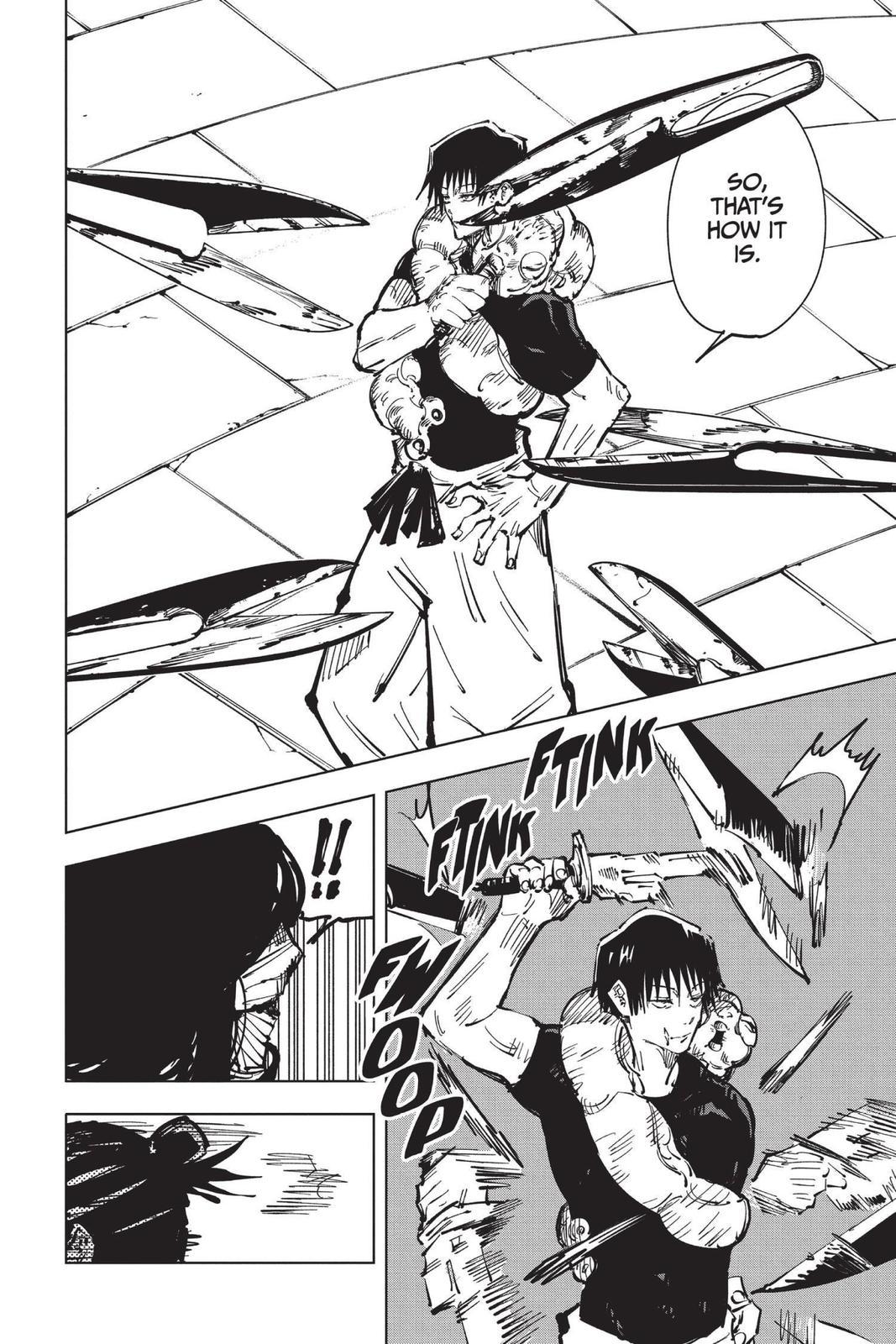 Jujutsu Kaisen, Chapter 73 image 011