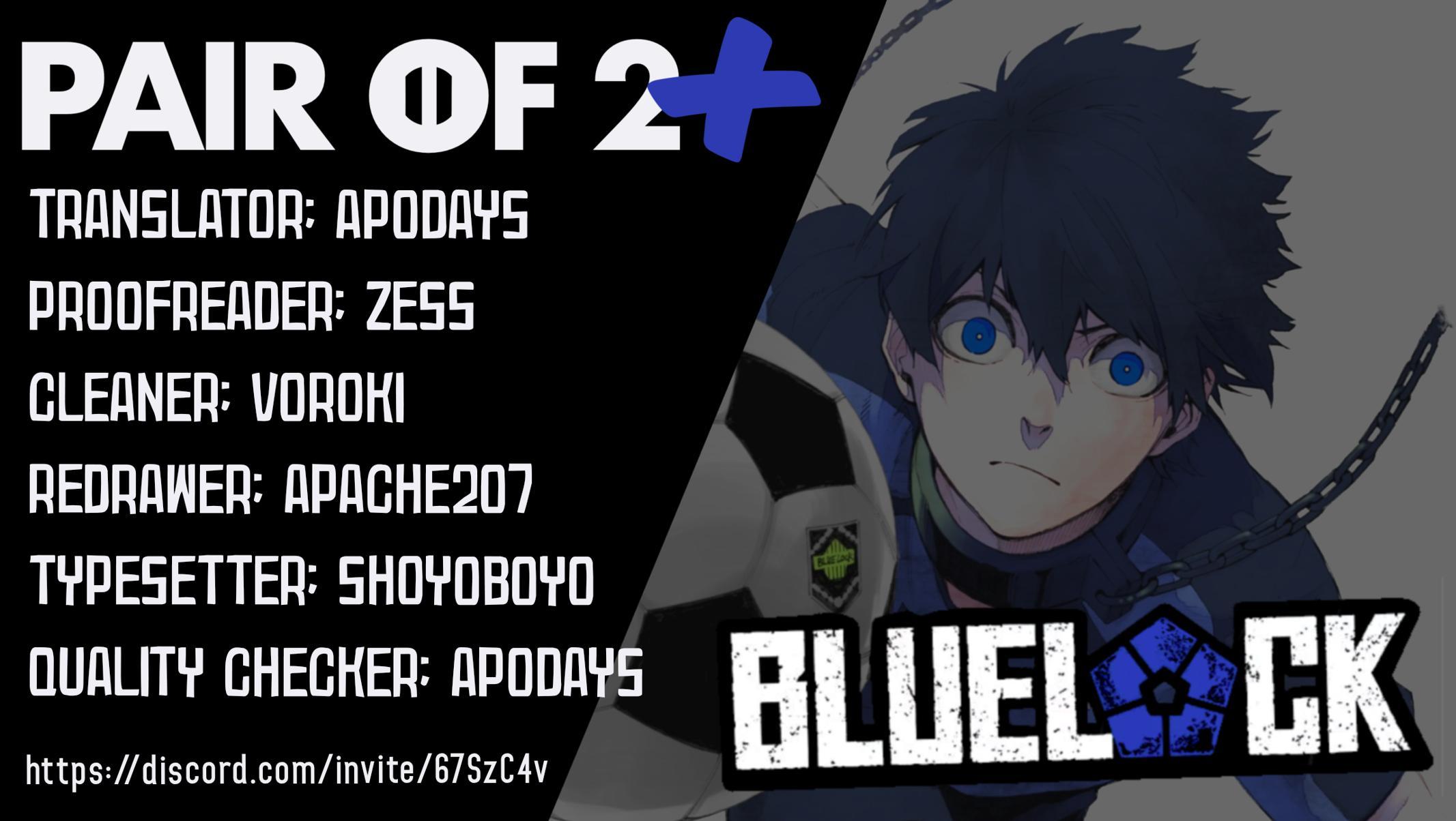 Blue Lock, Chapter 82 image 020