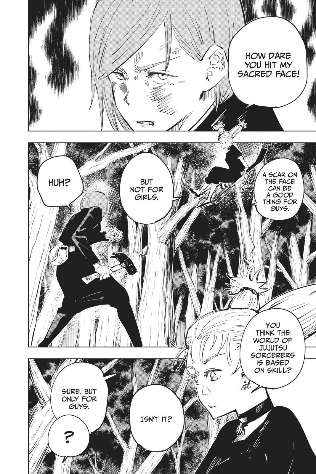 Jujutsu Kaisen, Chapter 40 image 018