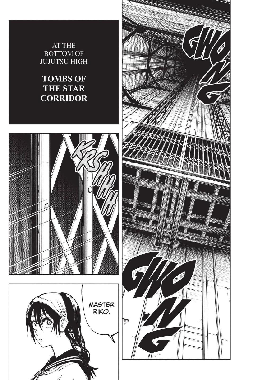 Jujutsu Kaisen, Chapter 72 image 005