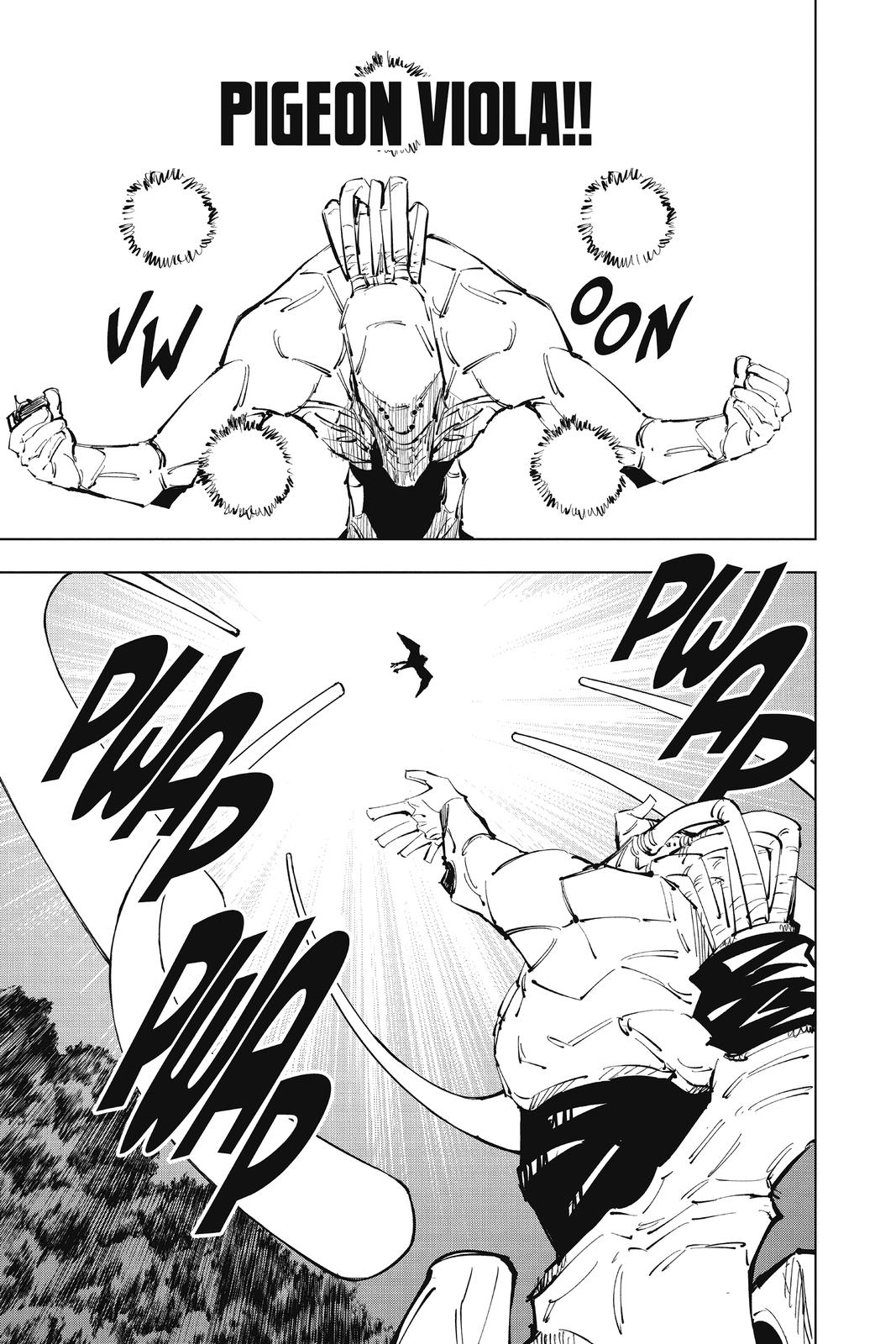 Jujutsu Kaisen, Chapter 81 image 010